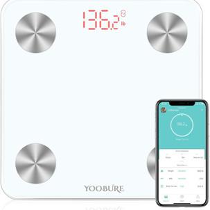 Smart Digital Body Weight Scale $10.77 (Reg. $17.95)