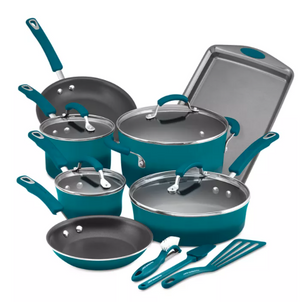 Calphalon & Rachel Ray Nonstick Cookware Set on Sale!