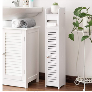 Bathroom Storage Corner Floor Cabinet, $25.99 (Reg. $39.99)
