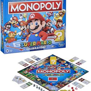 Monopoly Super Mario Celebration Edition Board Game $24.86 (Reg. $29.99)