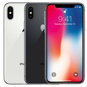 Apple iPhone X 256GB Unlocked $399.95 (65% OFF)