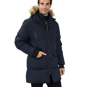 Men's Parka Jacket for $31.49 (Reg. $62.99)