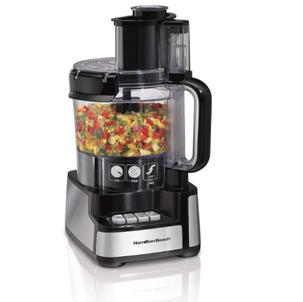 Hamilton Beach 12-Cup Food Processor & Vegetable Chopper $34.99 (Reg. $49.99)