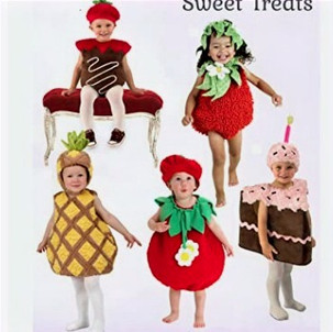 Purim Costumes for All Ages
