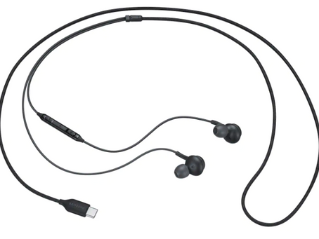 Free Official Galaxy Note 20 USB-C Headphones