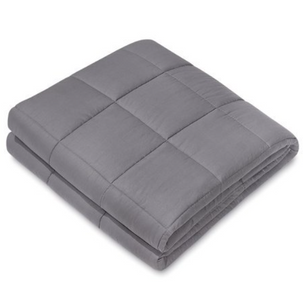 100% Cotton 15lb Luxury Weighted Blanket for $29.99 (Reg. $59.99)