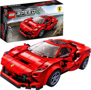 LEGO Speed Champions Ferrari F8 Tributo $16!