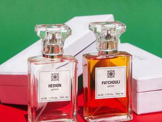 Подарок в виде парфюма