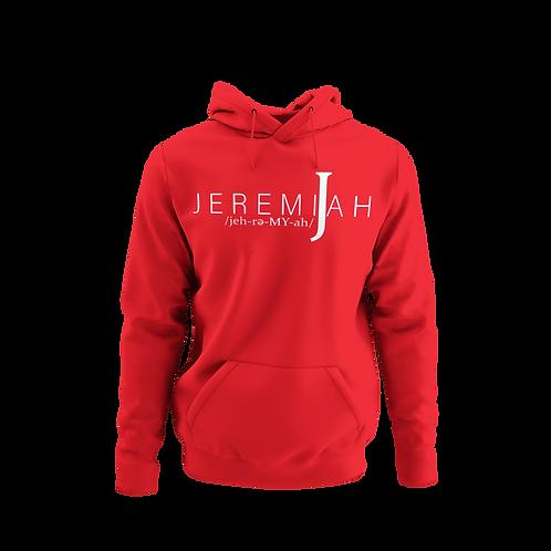 Jeremiah Logo Hoodie