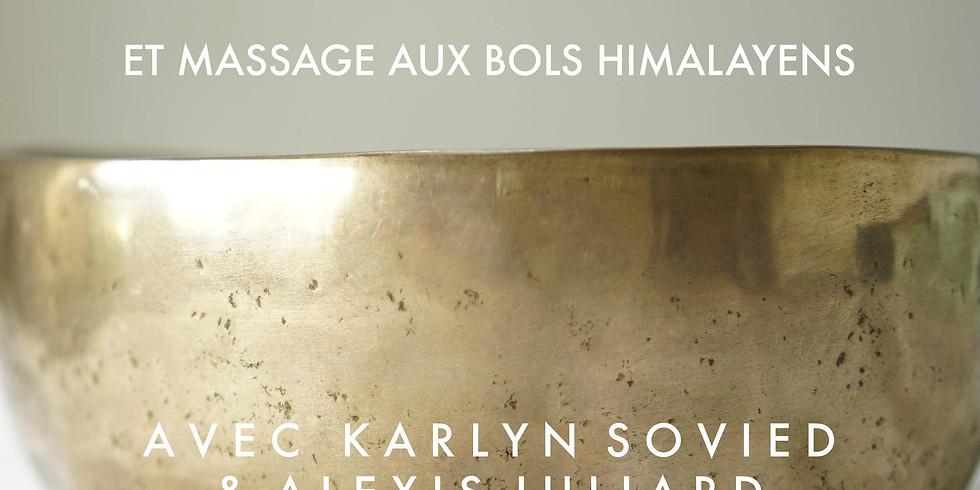 Sound Bath and Himalayan Bowls healing - Paris (FRANCE)