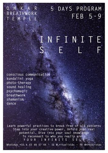 Infinite Self - 5 days program