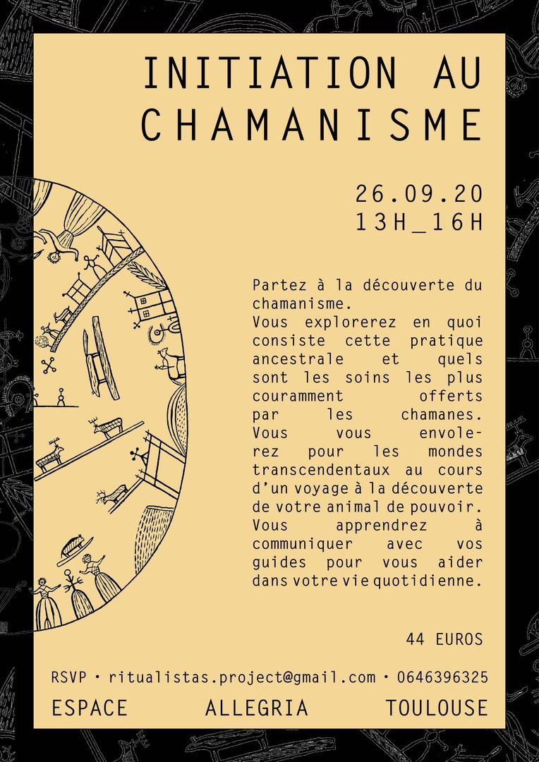 Initiation au chamanisme