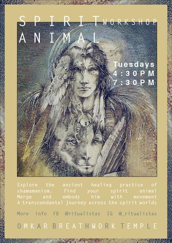 Spirit Animal - workshop