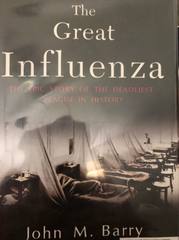 influenza cover