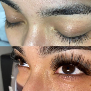 katy texas lashes