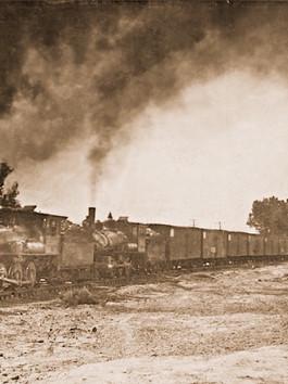 Railroads and Palisade Peaches
