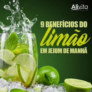 9 Benefícios do Limão em Jejum