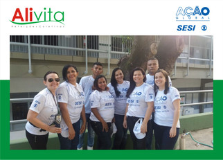 Alivita participa do Ação Global 2017