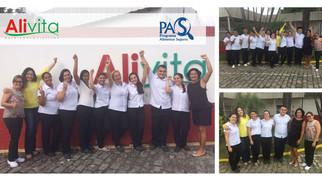 Alivita renova sua certificação do PAS
