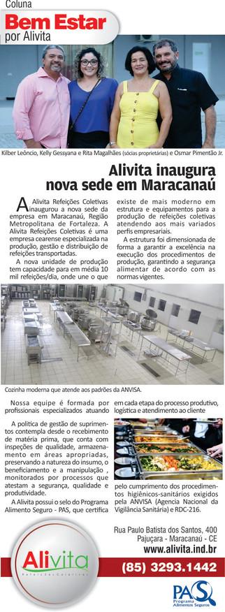Alivita inaugura nova sede em Maracanaú