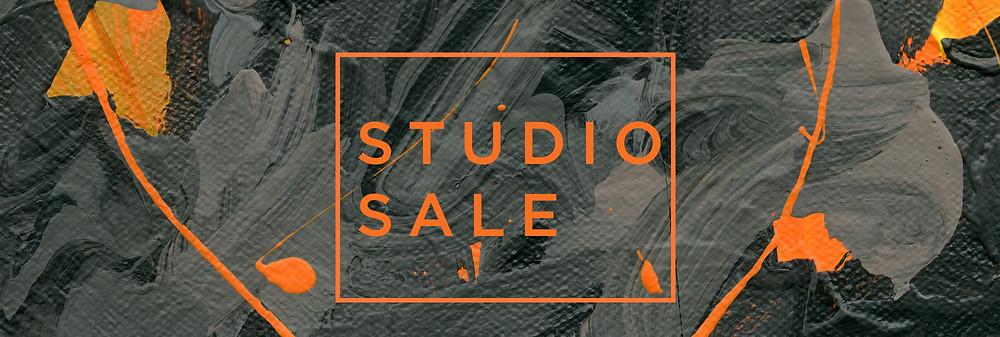 Giddy Studio Sale Header