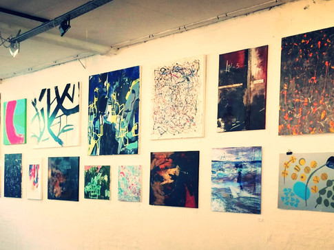 THE ABSTRACT SHOW
