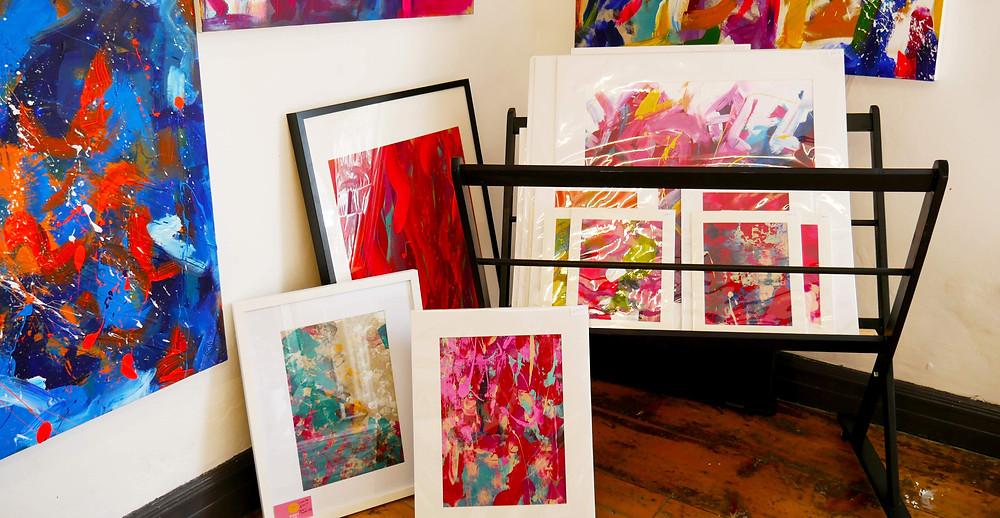 Giddy Art Studio Sale