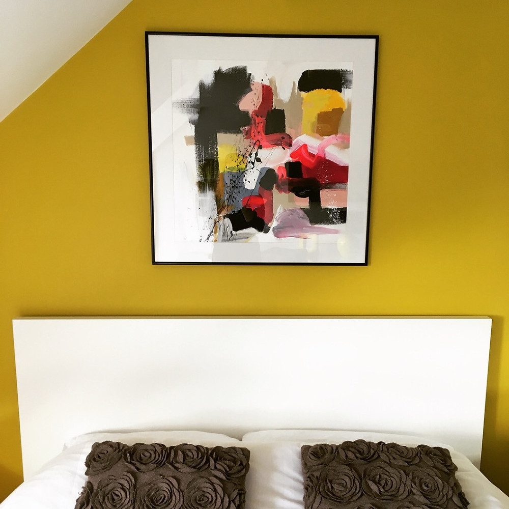 Abstract Art from Giddy Art