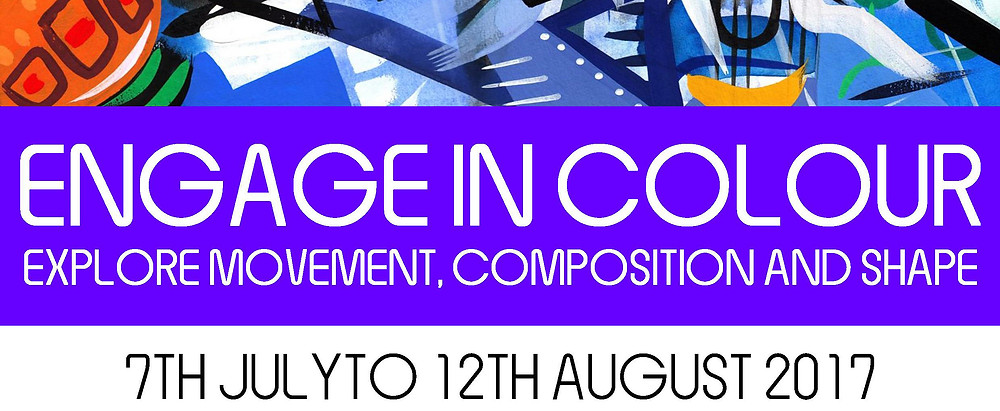 Engage In Colour Exhibition