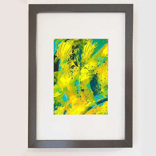 Lakeland Yellow by Giddy Art Sale