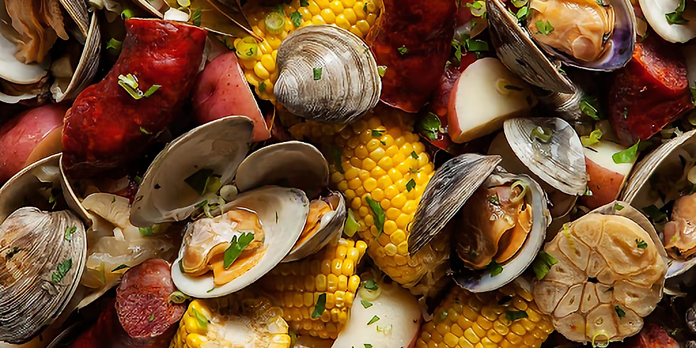 Carryout Clam Bake