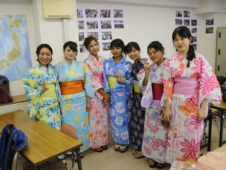 日本文化って何を教えているの?