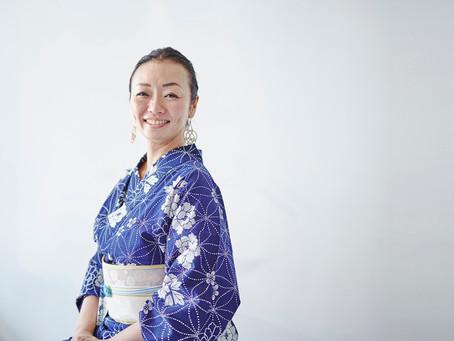 岡本英子さんのインタビュー記事を書かせていただきました。
