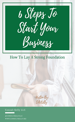 6 Steps to Start Your Business