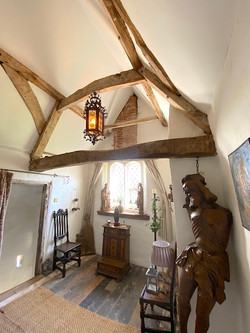 """Father Richard's chamber """"ensuite chapel"""""""
