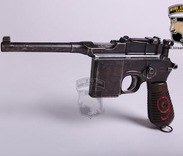 Mauser 9mm Schnellfeuer