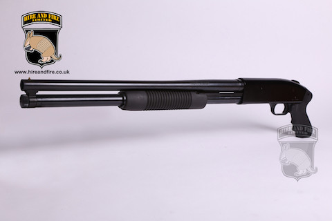 Pump action w/out stock