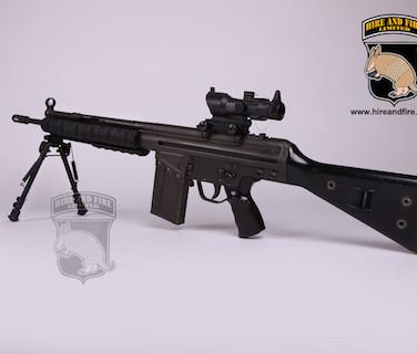H&K G3 Sniper