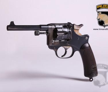 St.Etienne revolver