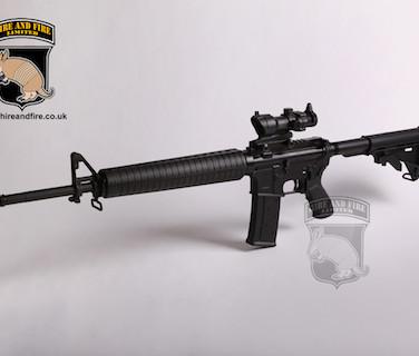 M16 A2 DMR