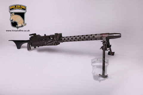 M1919A6 Browning .30 cal