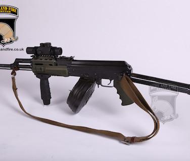 AK47 (with modern furniture)