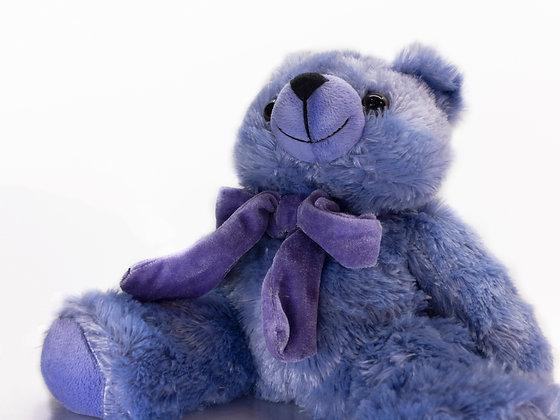 Lavender Stacy Bear