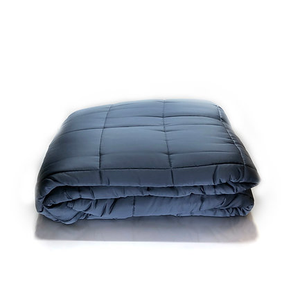"""30 Pound Queen Size Bamboo Weighted Blanket 80""""x87"""""""