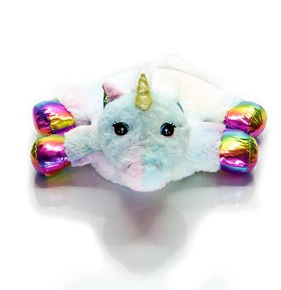Large Unicorn W/Pouch 4.5Pounds