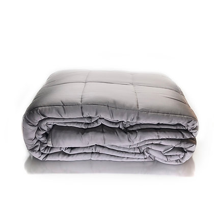 """20 Pound Queen Size Bamboo Weighted Blanket 80""""x87"""""""