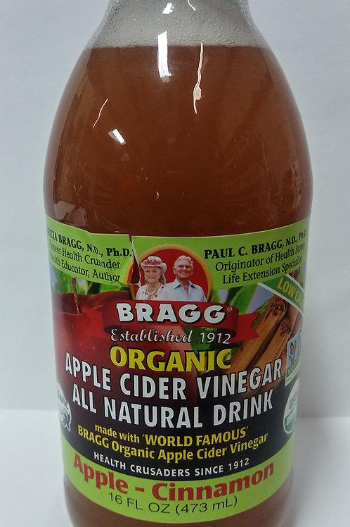 Apple Cider Vinegar Drink -Apple Cinnamon