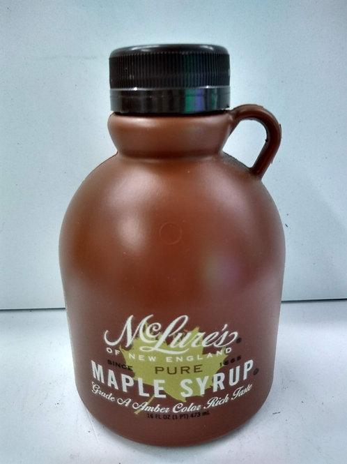 McLure's Maple Syrup- 8oz