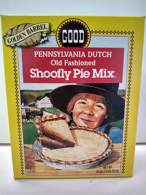 Golden Barrel Pennsylvania Dutch ShooFly Pie Mix