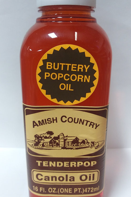 Amish Country Buttery Popcorn Oil